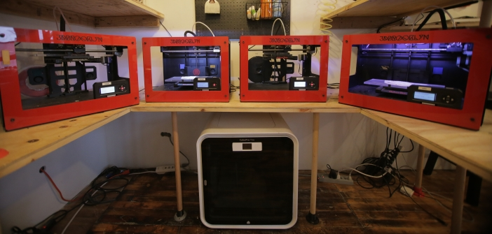 Interview With 3D Brooklyn: The Do-It-All 3D Printing Studio Based