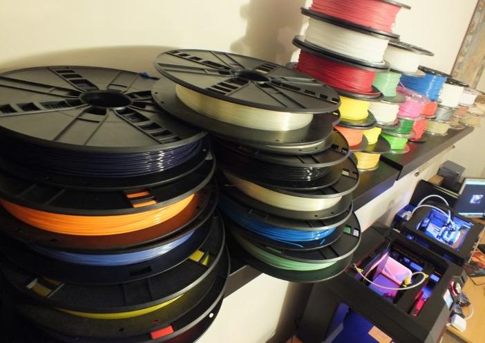 MakerBot filaments