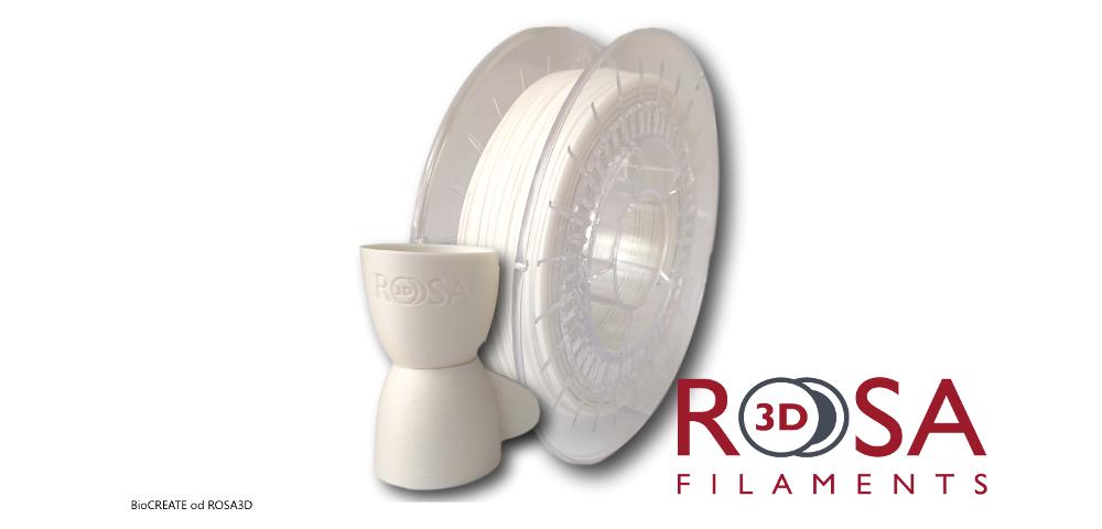 Rosa3D filament