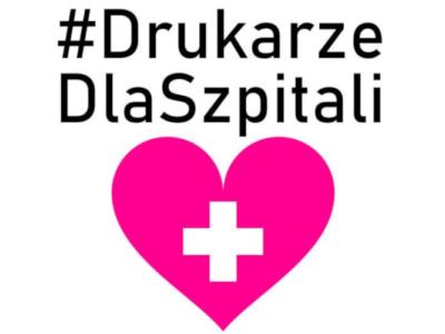 #DrukarzeDlaSzpitali
